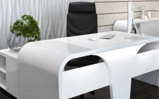 Какая она, офисная мебель на заказ для руководителя, и как оформить кабинет с ее помощью?