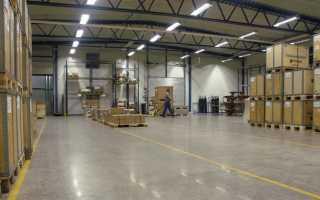 Промышленные бетонные полы: требования к ним и технологии их дополнительной отделки
