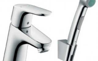 Смеситель для умывальника HANSGROHE Focus E2 31926000: особенности, характеристики