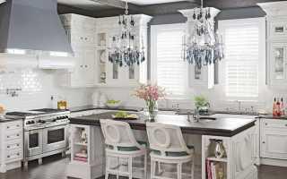 Дизайн маленькой кухни: перепланировка, эргономика, советы по интерьеру