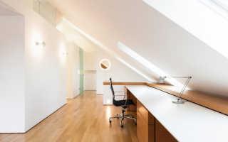 Современная мебель для домашнего офиса