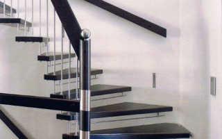 Загадочные лестницы на больцах