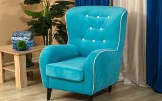 Кресла в интерьере.