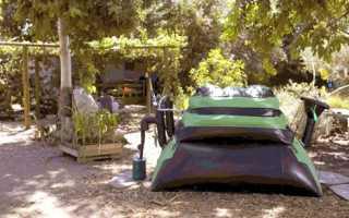 Альтернативное отопление — биогазовая установка