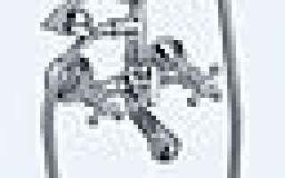 Смеситель для ванной Grohe Arabesk 25405: особенности, характеристики