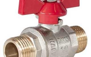 Водопроводный кран – виды и конструкция