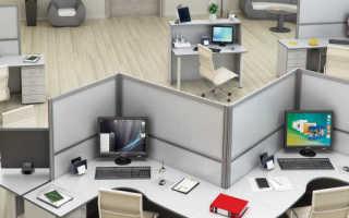 Каким требованиям должна отвечать офисная мебель на заказ?