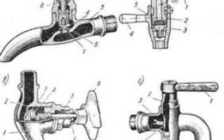 Общие сведения о внутреннем водопроводе