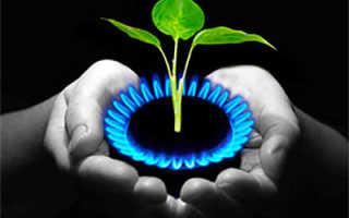 Получение газа в домашних условиях