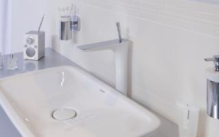 Как подобрать смеситель Молот для ванной или кухни?
