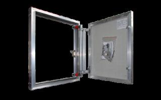 Ревизионный люк под плитку: инструкция по изготовлению и установке