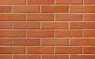 Клинкерный кирпич для фасада дома