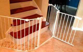 Делаем лестницу безопасной