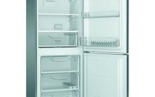 Топ-5 двухкамерных холодильников