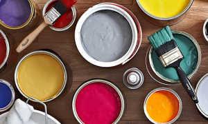 Как сохранить краску в банке