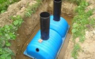 Автономная канализация. Ошибки