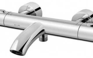Смеситель для ванны с душем Am.Pm F7550000: особенности, характеристики