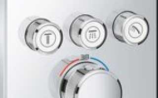 Душевой гарнитур Grohe — инновации в сфере сантехнического оборудования