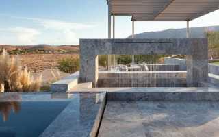 Возможности ландшафтного дизайна: садовый фонтан