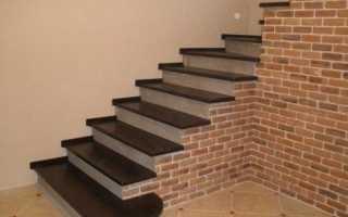 Новая лестница в старом доме