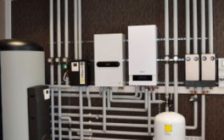 Системы комбинированного отопления