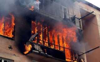 Как электроника спасла от пажара