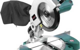 Пила торцовочная HAMMER STL800 – особенности, характеристики, инструкция, отзывы