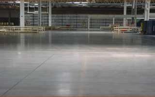 Как улучшить устройство бетонных промышленных полов с помощью топпинга и кюринга?