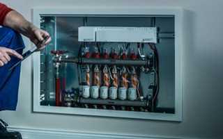 Автоматизации работы отопительной системы