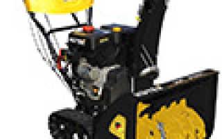 Снегоуборщик Huter sgc 8100 – особенности, характеристики, инструкция, отзывы
