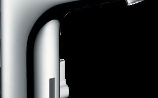 Бесконтактный смеситель Hansgrohe Focus E2 31171000